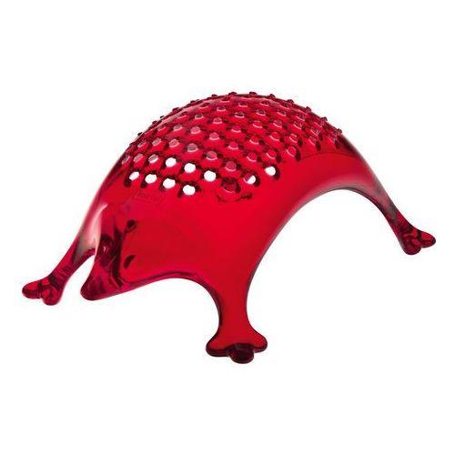Koziol Tarka do sera czerwona kasimir (śr. długość - 15,3 cm szerokość - 9,9 cm)