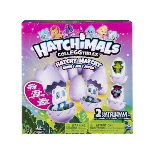 Hatchimals gra hatchy matchy - darmowa dostawa od 199 zł!!! marki Spin master