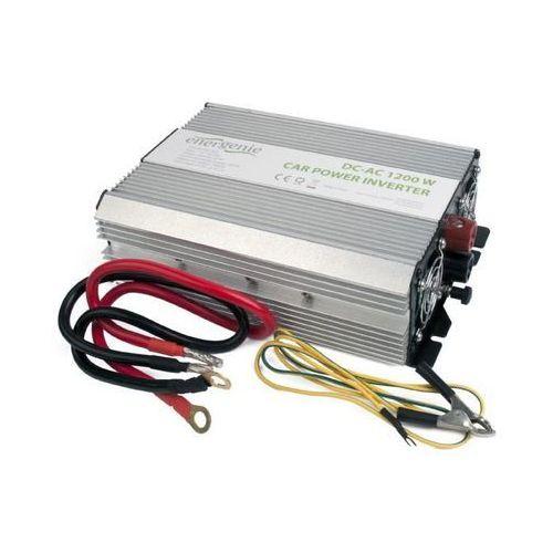 Przetwornica samochodowa EnerGenie EG-PWC-035 12V 1200W, EG-PWC-035