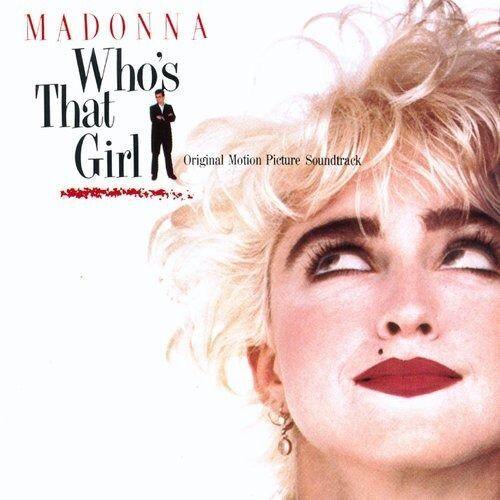 Who`s That Girl? (OST) - Madonna (Płyta CD) (0075992561129)
