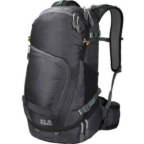 Jack wolfskin crosser 26 plecak podróżny black (4055001244713)