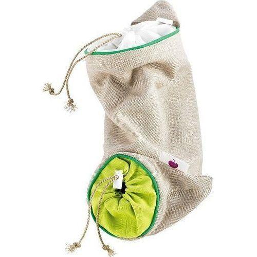 - torba do przechowywania czosnku (pojemność: 0,9 kg) marki Mastrad