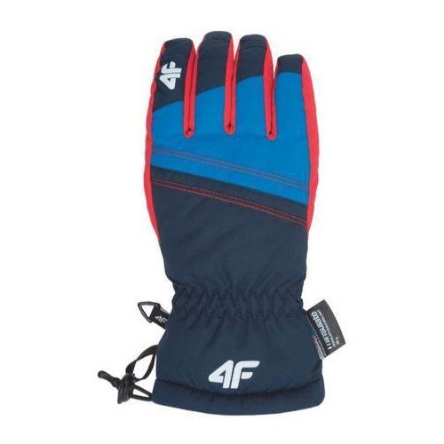 4f Rękawice narciarskie chłopięce jrem001