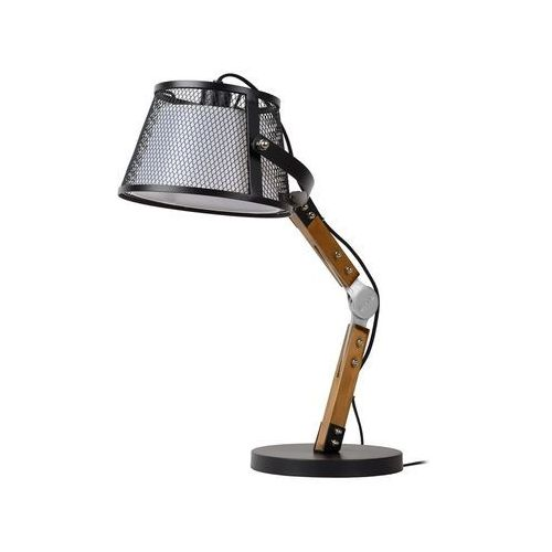 Lucide 20509/81/30 - lampa stołowa aldgate 1xe27/40w/230v (5411212201676)