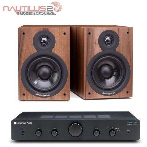 Cambridge audio topaz am5 + cambridge audio sx-50 - dostawa 0zł! - raty 20x0% w bgż bnp paribas lub rabat!