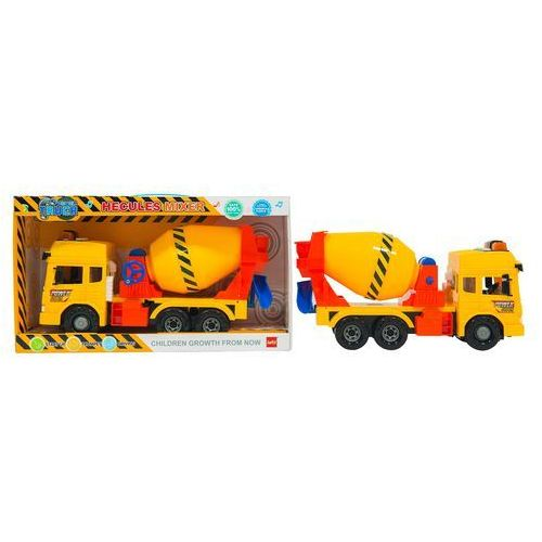Smiki, betoniarka, światło i dźwięk, pojazd, towar z kategorii: Betoniarki zabawki