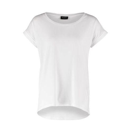 Vila VIDREAMERS PURE Tshirt basic optical snow, 14025668