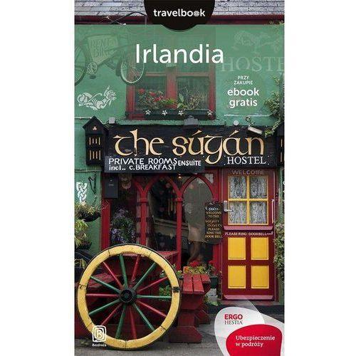 Irlandia Travelbook Wydanie 1, oprawa miękka