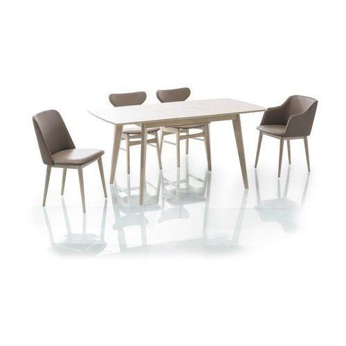 Stół rozkładany COMBO II dąb bielony, COMBO II D
