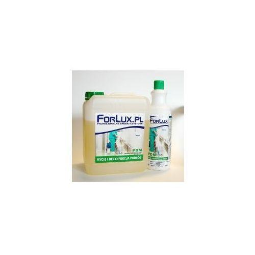 Mycie i dezynfekcja podłogi oraz powierzchni pdm 4 k marki Forlux