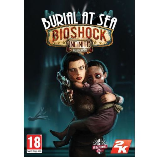 Kod aktywacyjny Gra PC BioShock Infinite Burial at Sea Episode 2