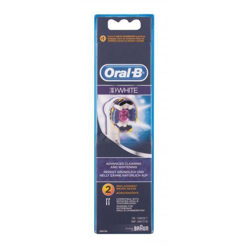 Oral-b 3d white szczoteczka do zębów 2 szt unisex (4210201849308)