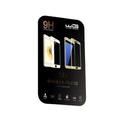 Szkło 3D WG do Samsung Galaxy J3 (2017) Czarny