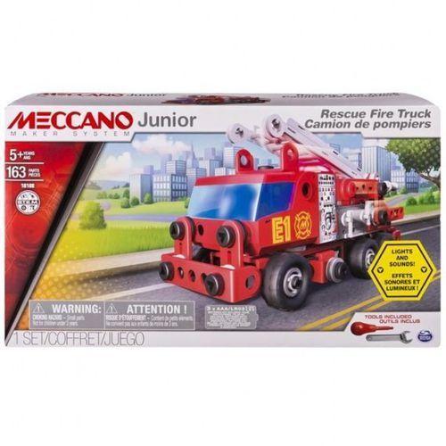 Meccano Junior - wóz strażacki deluxe izimarket.pl