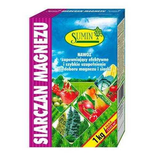 Sumin Siarczan magnezu 1kg nawóz na niedobór magnezu i siarki