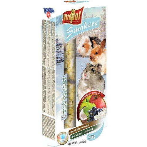 Vitapol smakers dla gryzoni zimowy 2 szt - darmowa dostawa od 95 zł!