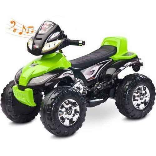 Toyz Pojazd na akumulator quad cuatro green (5902021527236)