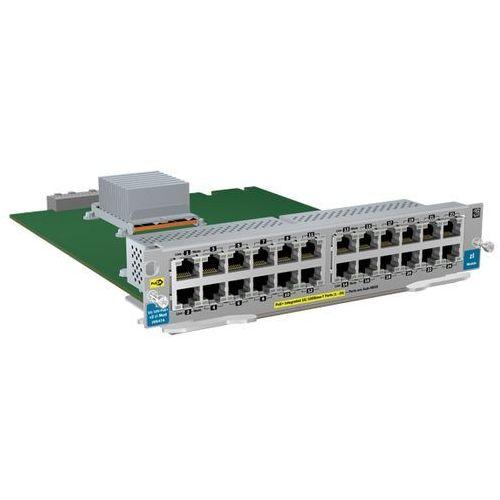 24-port 10/100 poe+ v2 zl module (j9547a) marki Hpe