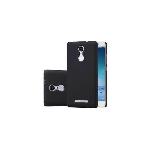Nillkin Frosted Case do Xiaomi Redmi Note 3 czarny, kolor czarny
