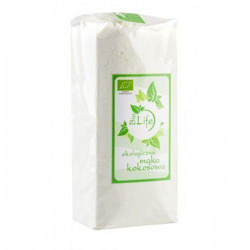 Mąka kokosowa BIO 500g - BioLife - sprawdź w wybranym sklepie