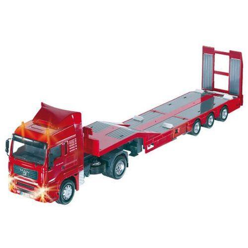control 6721 model ciężarówki man tga rc marki Siku