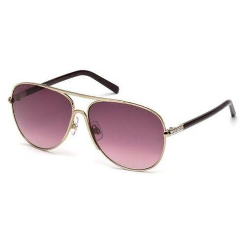 Swarovski Okulary słoneczne sk 0138 33z