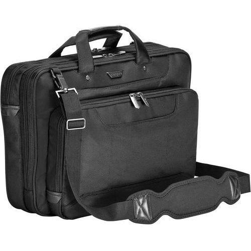 "Targus Corporate Traveller 15.6"" Topload Laptop Case, kolor czarny"