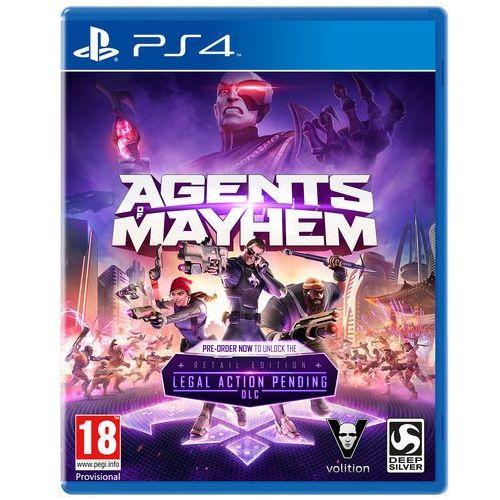 OKAZJA - Agents of Mayhem (PS4)