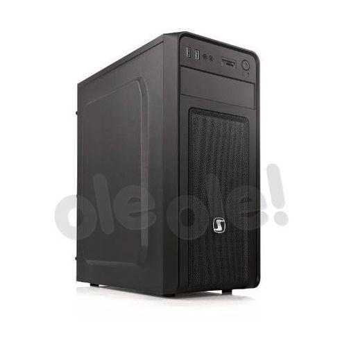 Obudowa SilentiumPC Brutus M10 Pure Black Midi-Tower, Czarny (SPC159) Szybka dostawa! Darmowy odbiór w 20 miastach!