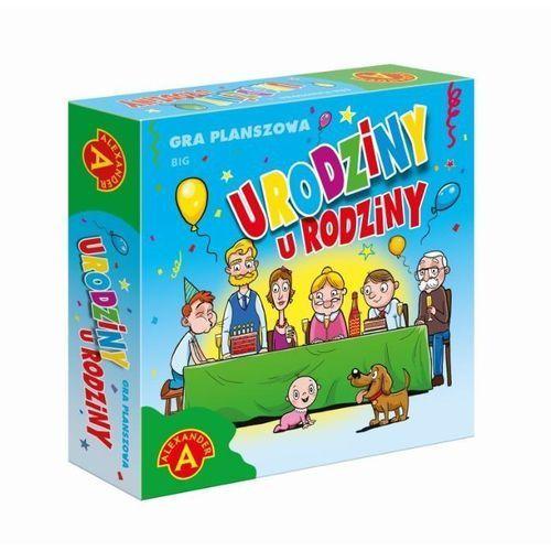 Gra Urodziny u rodziny Big +DARMOWA DOSTAWA przy płatności KUP Z TWISTO (5906018017922)