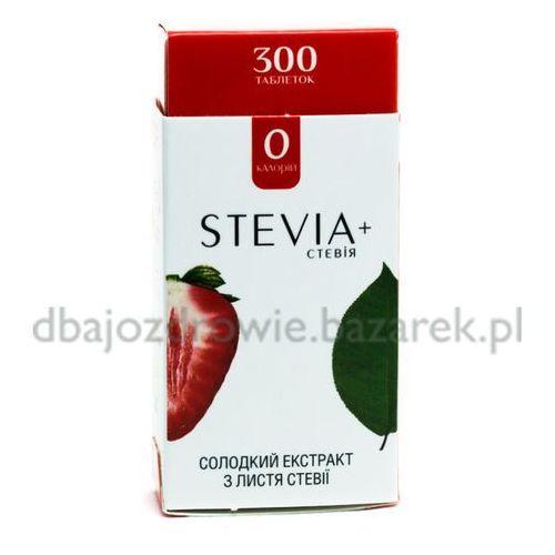 Stewia () słodzik naturalny, 300 tabl. marki Stevia