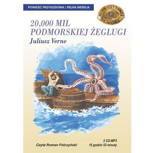 Audiobooki Autor Juliusz Verne Autor Wanda Chotomska
