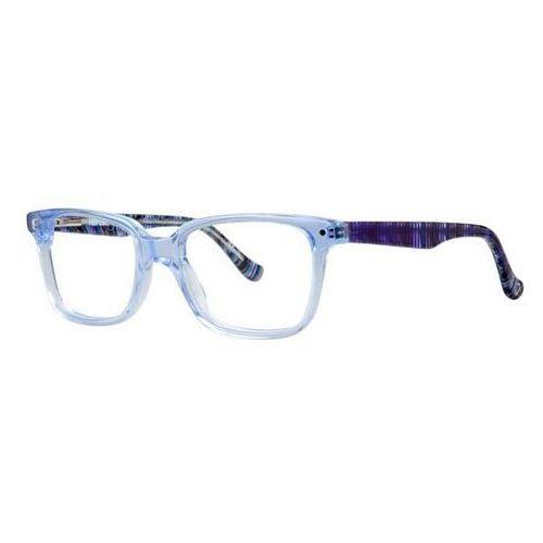 Okulary korekcyjne upbeat kids blue marki Kensie