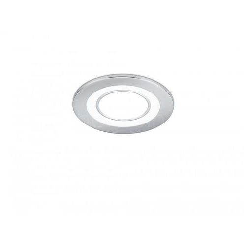 Oprawa wpuszczana leuchten core led chrom, 1-punktowy - nowoczesny/dworek - obszar wewnętrzny - core - czas dostawy: od 3-6 dni roboczych marki Trio