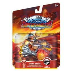 Skylanders: SuperChargers - pojazd Burn Cycle