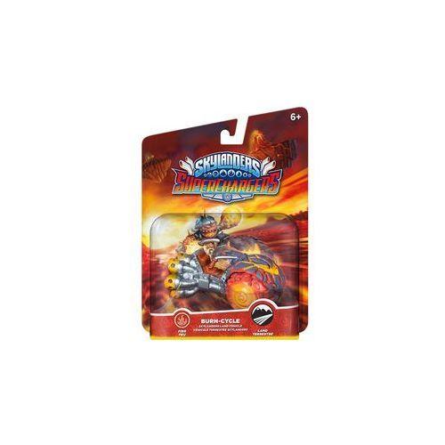 Skylanders: SuperChargers - pojazd Burn Cycle