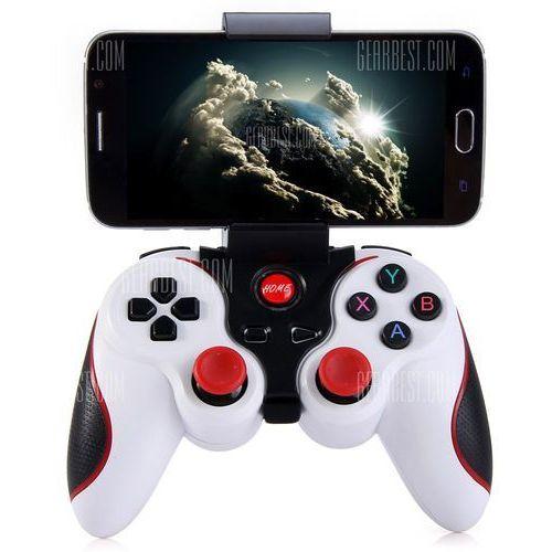 Gearbest T3 wireless bluetooth 3.0 gamepad gaming controller