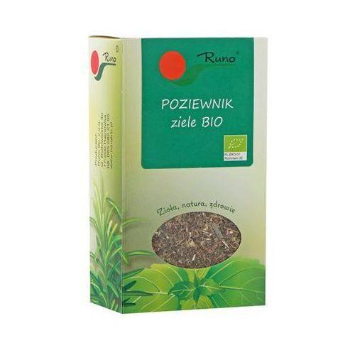 RUNO 50g Poziewnik ziele Bio
