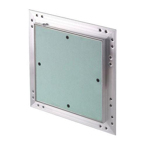 Klapa rewizyjna aluminiowa Awenta z płytą g-k 20 x 20 x 1,25 cm (5905033307377)