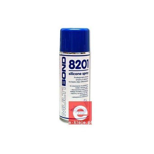 MULTIBOND-8201 silicone spray - Olej silikonowy w aerozolu, 220.4.6
