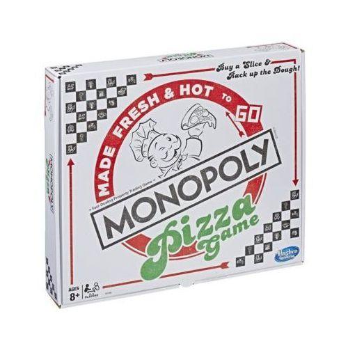 Monopoly pizza marki Hasbro