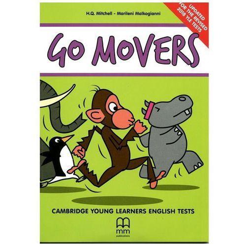 Go Movers SB + CD MM PUBLICATIONS (2018)