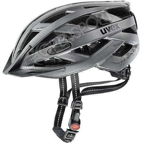 Kask rowerowy city i-vo m 52-57 cm grafit marki Uvex