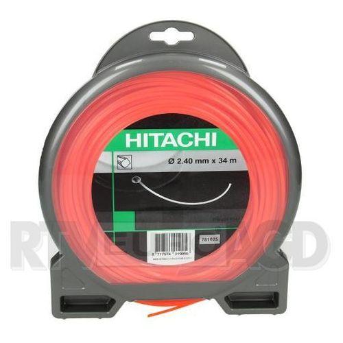 781025 2,4mm 34m (kwadratowy) - produkt w magazynie - szybka wysyłka! marki Hitachi