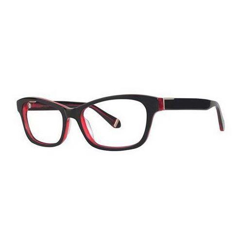 Okulary Korekcyjne Zac Posen ELSA Black Cherry