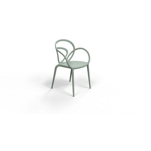 QeeBoo Krzesło Loop zielone - 2 szt. 30001GE