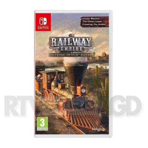 Railway empire nintendo switch marki Kalypso media