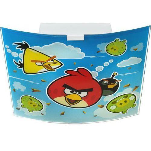 Dalber Klik 80886 - oprawa sufitowa dziecięca angry birds 2xe27/60w (8420406808864). Najniższe ceny, najlepsze promocje w sklepach, opinie.