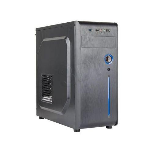 Gembird Obudowa Midi Tower ZEPHYR Black USB 3.0 (Gaming) (8716309086288)