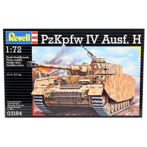 Revell Pzkpfw iv ausf. h (4009803031842)